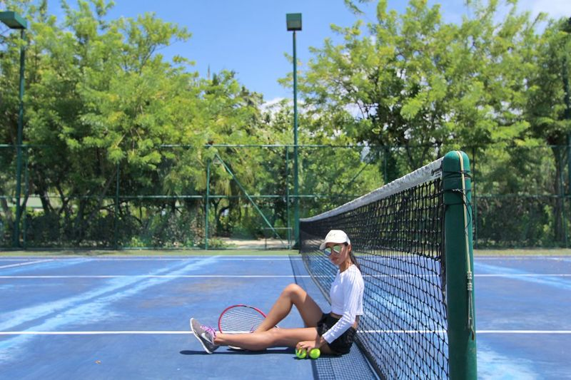 Tennis 🎾 GetFit Exercise