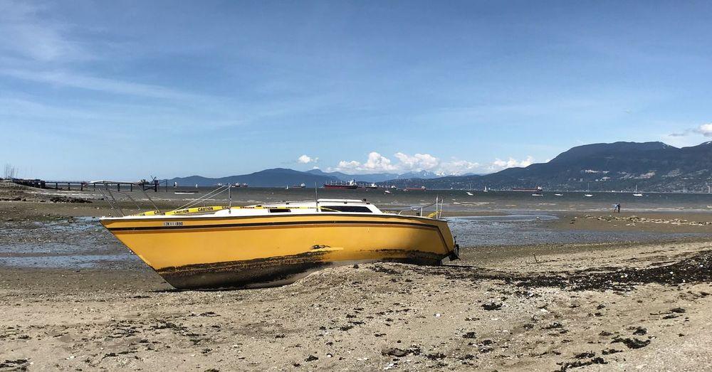 Shipwreck Boat