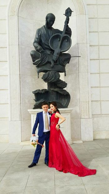 My❤ My Everything Two People Dress Queen - Royal Person King - Royal Person Togetherness Red Young Women First Eyeem Photo