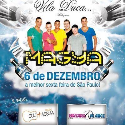 Hoje tem MaGya no Vila Duca Vemtodomundo ????
