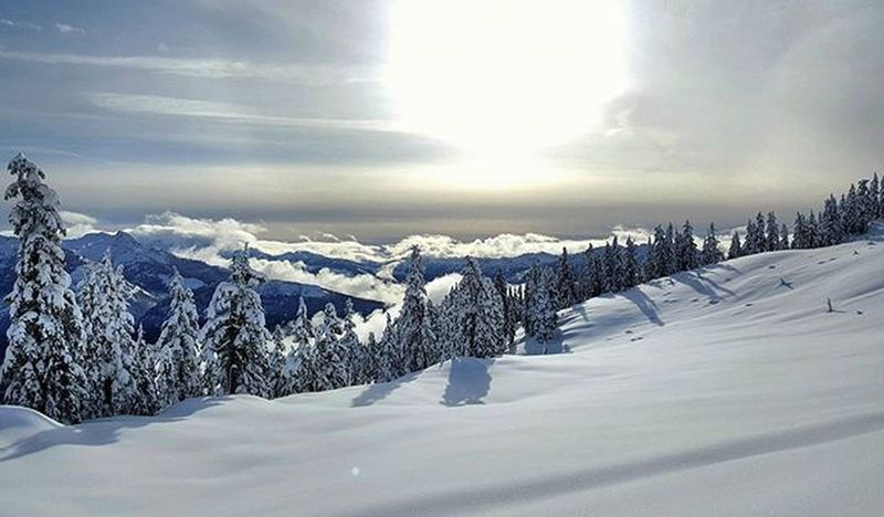 Perfect is being able to let go of the flaws and to just accept the moment and all it has to offer. Perfect Beautifulbc Britishcolumbia Vancouver Whataview Vancity Vancityhype Vancitybuzz Outdoorbc Squamish Garibaldi Fresh GoPlay Explorebc Winter
