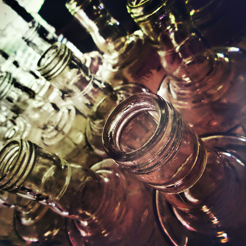 RePicture Style Glass Objects  Wine Bottles Redundancy