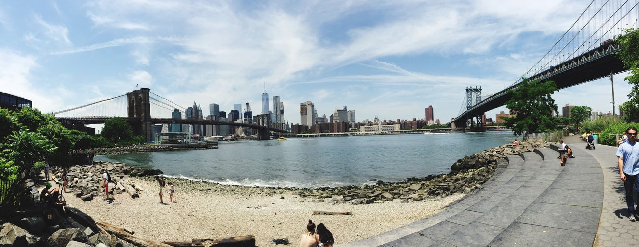 Broklyn Bridge Manhattan Bridge