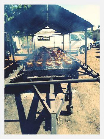 keawe chicken at northshore haliewa :) yummie