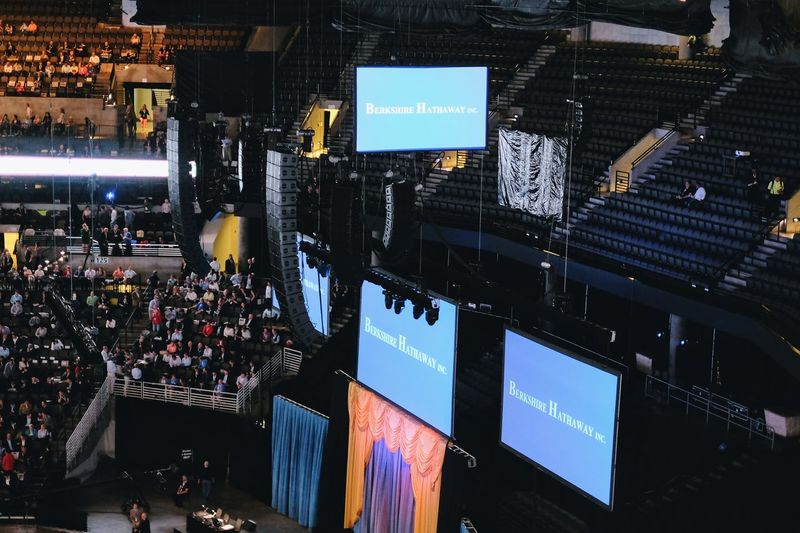 2017 Berkshire Hathaway Annual Shareholders Meeting Saturday, May 6, 2017 CenturyLink Center Omaha 455 North 10th Street Downtown Omaha, Nebraska http://www.berkshirehathaway.com/sharehold.html https://finance.yahoo.com/brklivestream 0.1 Percent Aroundtheworld Berkshire Hathaway Berkshire Hathaway 2017 Shareholders Meeting Berkshire Hathaway Inc. Brk2017 Business Business Finance And Industry Conglomerate Corporations Documentary Event Forbes Global 2000 Holding Company Investment Lifestyles Money Around The World News Omaha, Nebraska Photojournalism Revenue Social Issues Stocks Wealth Woodstock For Capitalists