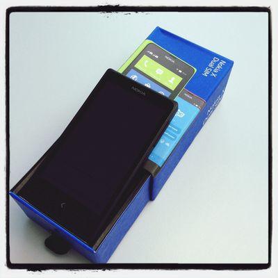 Nokia X: Das erste Smartphone von Nokia  mit Android bei uns eingetroffen! NokiaX