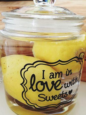 Lemons In A Yar HealtyFood Springfeeling  Lemon. Yellow Color