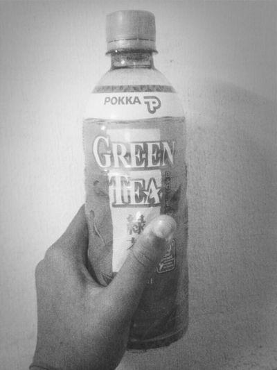 Green tea love