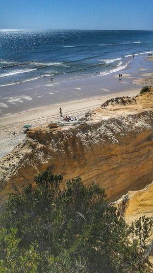 Mazagón's Beach Huelva Beach First Day