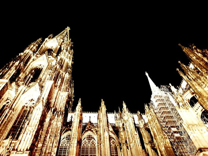 Night Low Angle View Travel Destinations Architecture No People Illuminated Sky Outdoors Cityscape