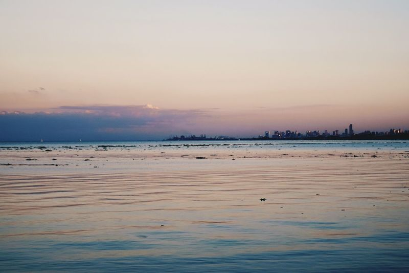 Sea Beach Water Sunset Nature Scenics Tranquility Beauty In Nature Sand Sky Tranquil Scene Outdoors No People Horizon Over Water Travel Destinations Vacations Clear Sky Day The Great Outdoors - 2017 EyeEm Awards