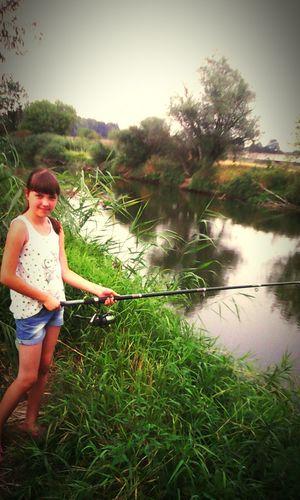 Na rybach :)