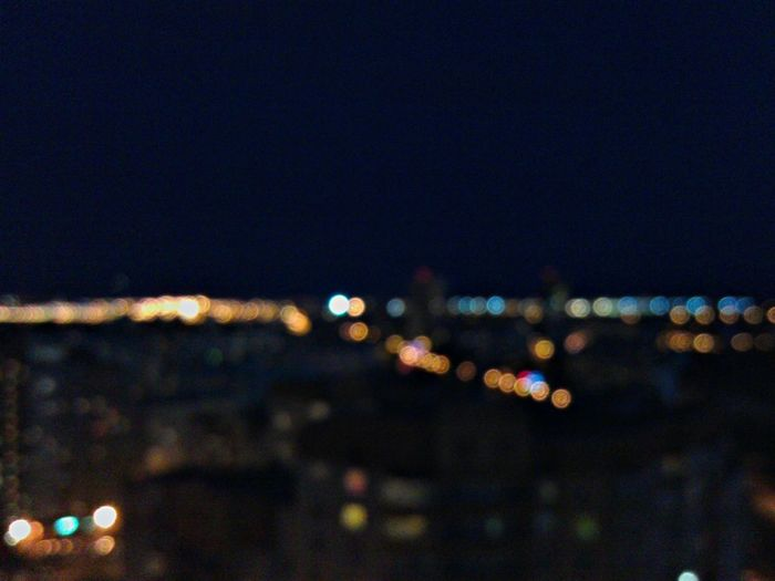 Roof Night City Spb (;