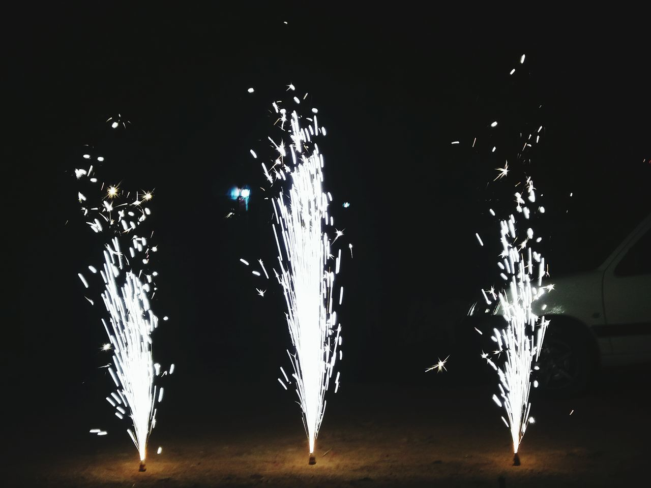 night, long exposure, no people, motion, blurred motion, illuminated, firework - man made object, close-up, outdoors, nature