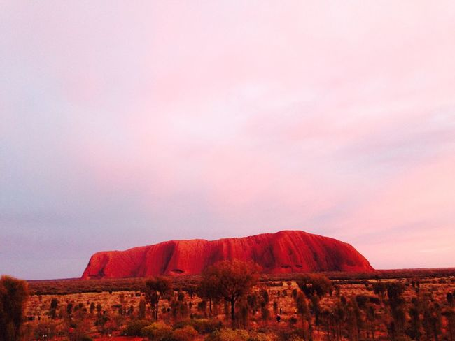 Mytravels Uluru Awesome Australia Bigrock Redrock Fortunately EyeEm Gallery MyFave World MyGallery Eyeemphotography Holiday Beautiful Nature Landscape_photography Beautiful Landscape EyeEm Sky And Clouds Raise Spectacular Excellent View Travel The World