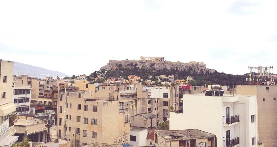 Acropolis Athens Greek