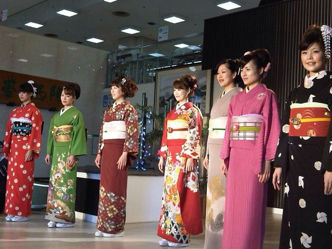 KIMONO Fashion Show RePicture Style Japan Culture Japan Style Traditional Clothes Japan