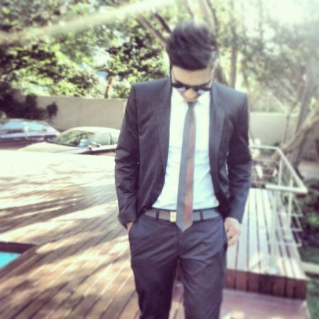Wedding Suitedup Saturday Zara Suit Gucci SkinnyTie