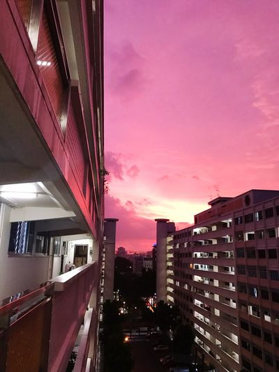 #theweekoneyeem Nature Day Apartment Sky Illuminated Modern