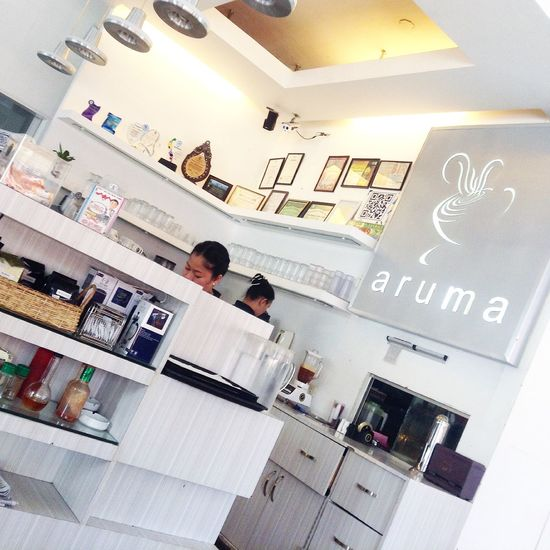 Aruma. Check This Out Coffee Pasta Lunch Metime Favorite Classicfrappe Iloveit Beautiful Hanging Out