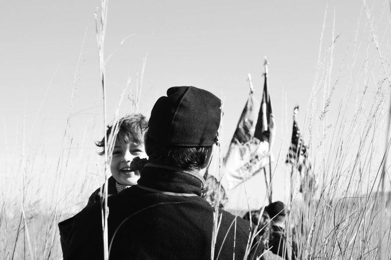 Civil War Portrait Photography Blackandwhite