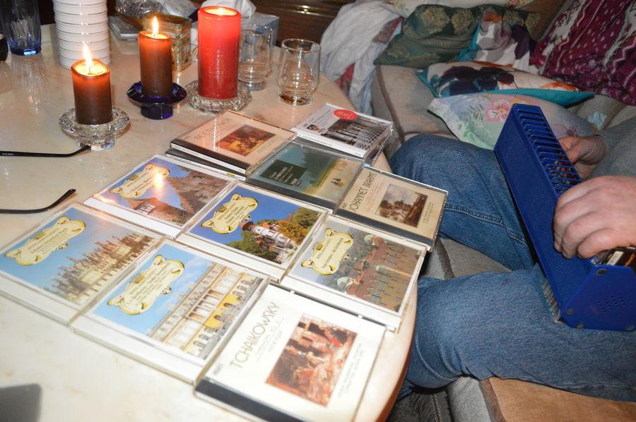 Candles CDs Classic Music Leiblingsteil Lieblingsteil