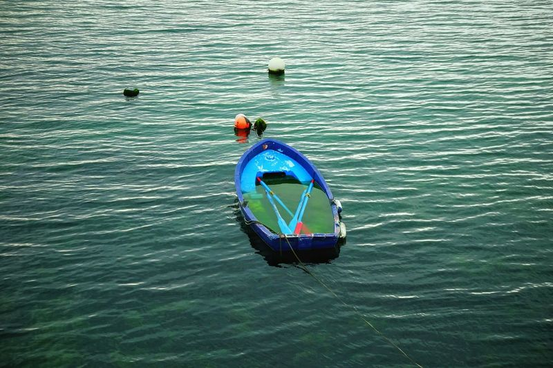 Background Tranquil Scene Calm Water Outdoor Ocean Atlantic Atlantic Ocean Tourism Oceanside Tourist Attraction  Boat Water Top View No People Ocean View Seascape Coruña Water Nautical Vessel Waterfront High Angle View Jet Boat Water Sport Oar Boat Water Vehicle Kayak Canoe Sailing