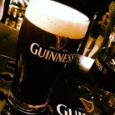 Hier bin ich richtig! Sláinte! #lovedublin #guinness #cmt14 Lovedublin Cmt14 Guinness Ireland Fair Stuttgart Messe Pint Slàinte Booth Irland Cmt Tradeshow