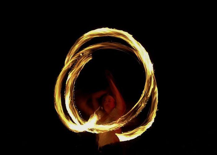 Fire Dance Eyeemphotography EyeEm Gallery Huaweinova2i Huaweimobileph EyeEm Best Shots EyeEmNewHere Eyeem Philippines Eye4photography  EyeEm Black Background Motion Circle Firework Display Light Painting Entertainment Firework - Man Made Object Light Trail