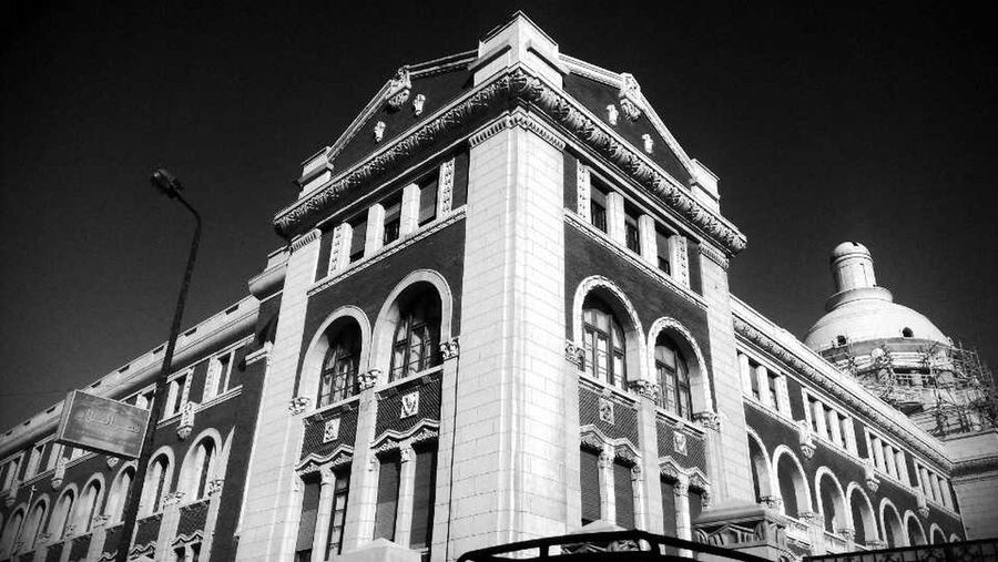 Blackandwhite Streetphoto_bw Architecture The Architect - 2014 EyeEm Awards