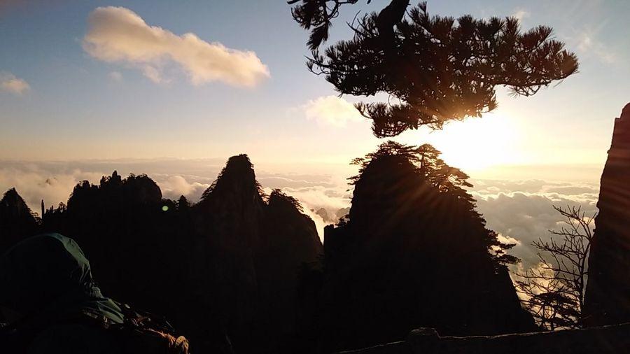 Sunset Rock -