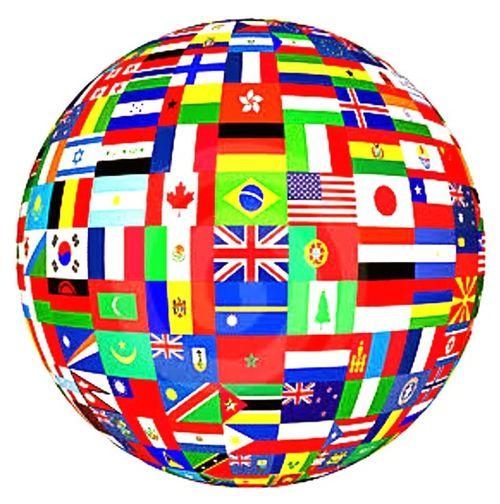 Hello World Living For Diversity. Brazil ☺♡