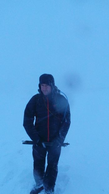 Winter Snow Cold Temperature One Person Leisure Activity Low Angle View Real People Standing Lifestyles Front View Day Adventure Outdoors Men Warm Clothing Scuba Diving Nature One Man Only People Adult