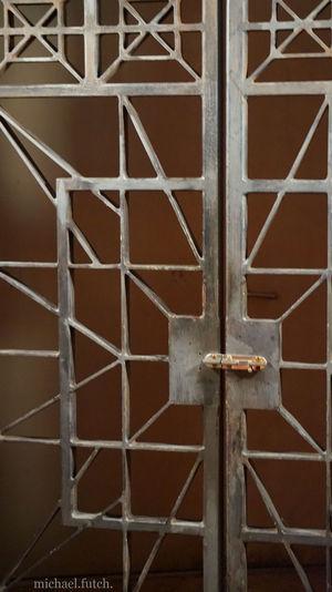 First Eyeem Photo Iron Work Metal Gate Metal Work Ornate Design Wrought Iron