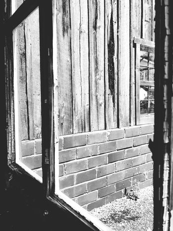 Day No People Window Wood - Material Sunlight Outdoors Close-up Nature Blackandwhite Minnesotaphotographer