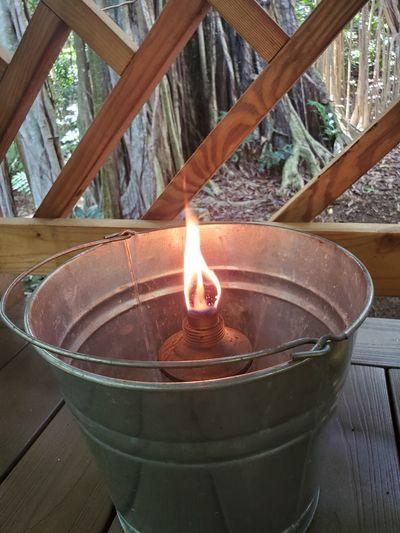 Bucket Fire