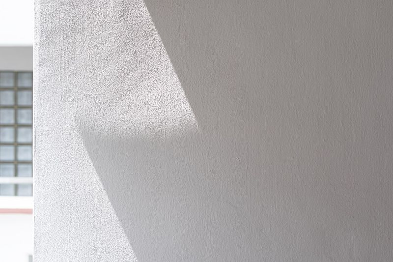 Light and shadows Built Structure Architecture Wall - Building Feature White Color Building Exterior Day Close-up Sunlight No People Textured  Gray Pattern Wall Copy Space Nature Outdoors Shadow White Building Textile Concrete Shadows
