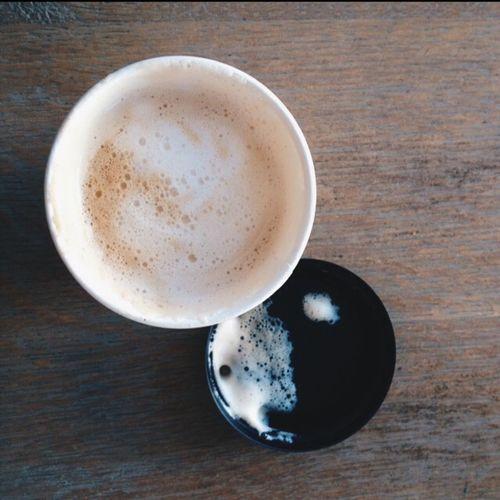 Vscocam Winter Chai Latte Cafe Barista Farmtotable
