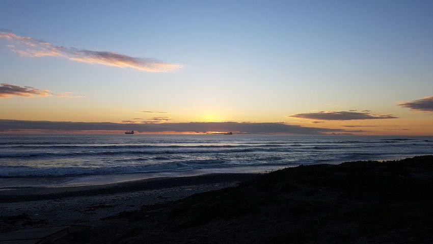 sunset #sun #clouds #skylovers #sky #nature #beautifulinnature #naturalbeauty photography landscape South Africa Cape Town