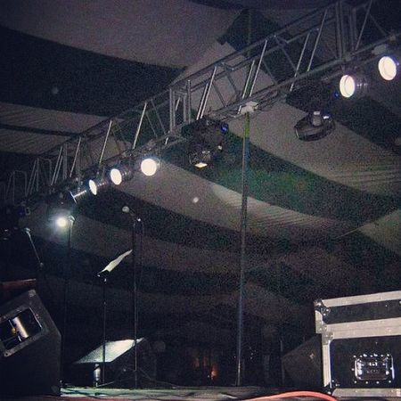 Stage Night Lights Coacalco Music Drums Musicans Funk