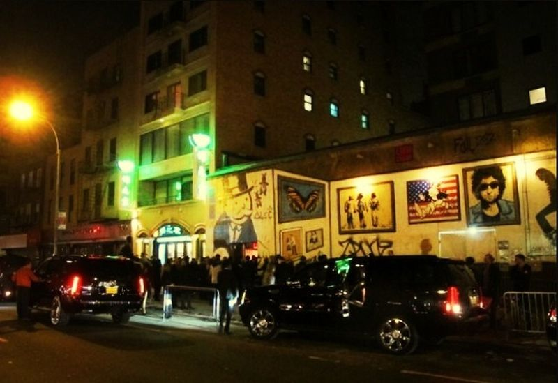 Club Finale in the Lower East Side Club Finale Night Club