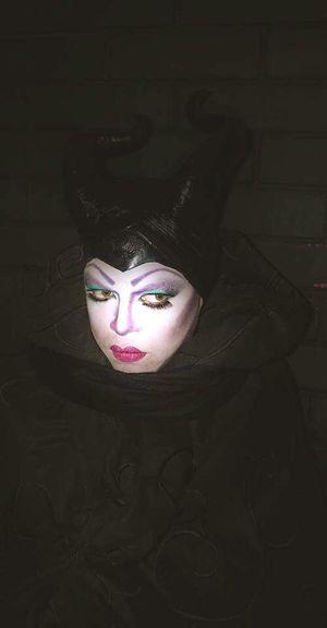 Mi lado mujer Halloween Halloween Horrors Halloween_Collection Malefica Halloween Makeup Happy Halloween Halloween2015 Halloweenmakeup Halloween Night Hombrecitos