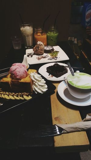 Honeytoast Brownies Greentea Enjoying Life Fatty !! The Last,I Promise