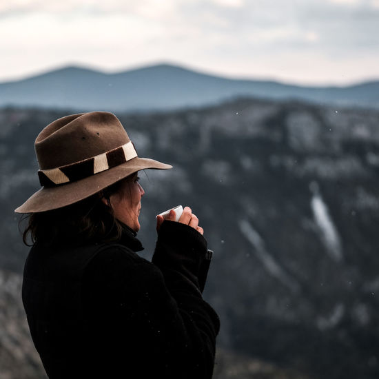 Coffee Cévennes Light Road Trees Winter Woman Cloud - Sky Clouds Clouds And Sky Cold Cold Temperature Foggy Forest Landscape Light And Shadow Mountain Range Mountains One Person One Woman Only Roadtrip Sky Sun And Clouds Sun Light Vanlife Love Yourself Love Yourself