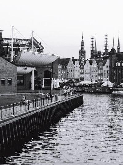 Gdańsk. City