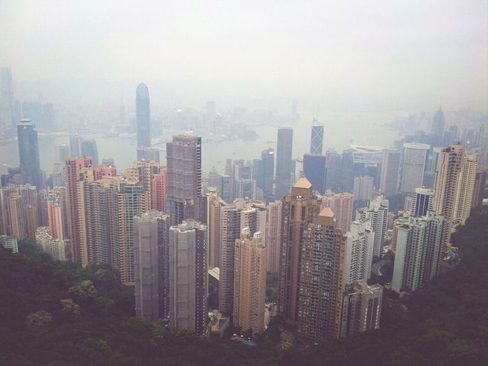 Enjoying The View Z Goes Hongkong