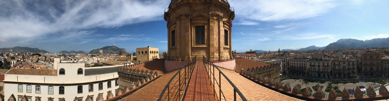 Desde la Catedral EyeEm Selects Architecture Built Structure Building Exterior Sky City Cloud - Sky Building Travel Destinations Travel Spirituality Tourism History Panoramic