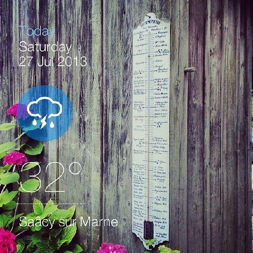 Frisch hier, an der Marne. Und in Deutschland so? ;-) #Weather #Instaweather #instagood #Reuil-en-Brie #France Weather France Instaweather Instagood Reuil