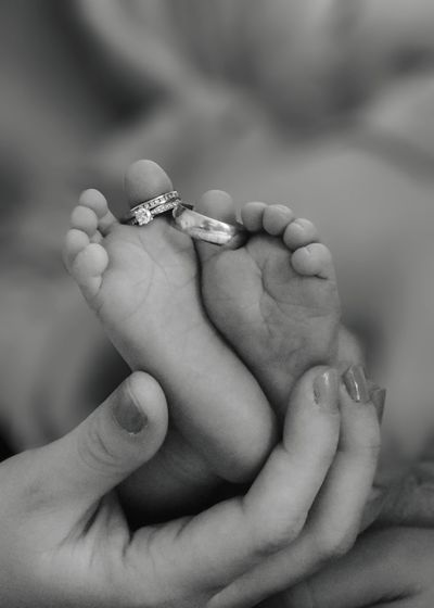 .newborn. NewBorn Photography Newborn Weddingrings Blackandwhite Human Hand Low Section Fingernail Leg Human Foot barefoot Close-up Toe Delicate Feet Sole Of Foot Foot Newborn Babyhood Human Toe New Life 0-1 Months