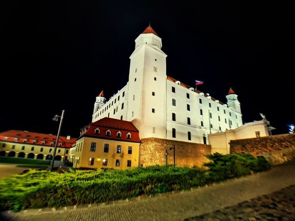 Bratislava Castle Politics And Government City History Architecture Building Exterior Sky Built Structure Grass Palace Royalty